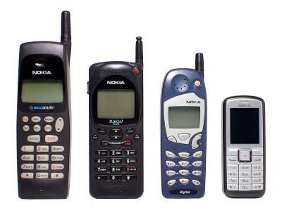 История Nokia (Нокия)
