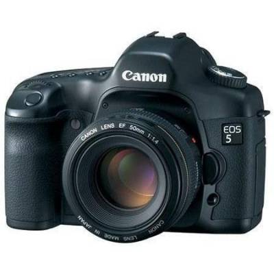 Canon EOS 5D - новая игрушка