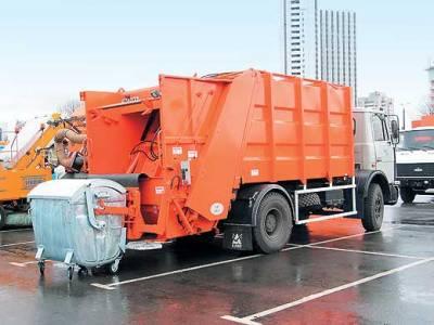Актуальная услуга вывоза мусора контейнером!
