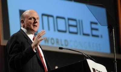 Балмер признал, что Windows Phone 7 неуспешная