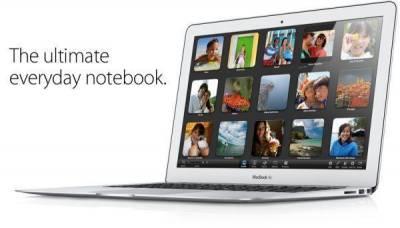 Apple представила OS X Lion и новый Macbook Air