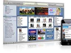 Apple iPhone iTunes Wi-Fi Music Store магазин, недоступный для россиян