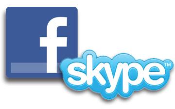 Пользователи Skype смогут позвонить друзьям на Facebook
