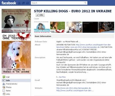 Страница о спасении украинских животных собрала 80 тыс. лайков