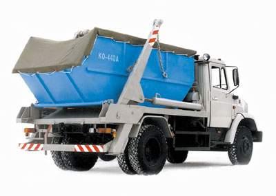 Узнаем о вывозе строительного мусора больше