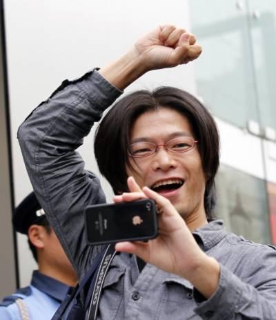 В Китае iPhone 4S начнет продаваться до Нового года