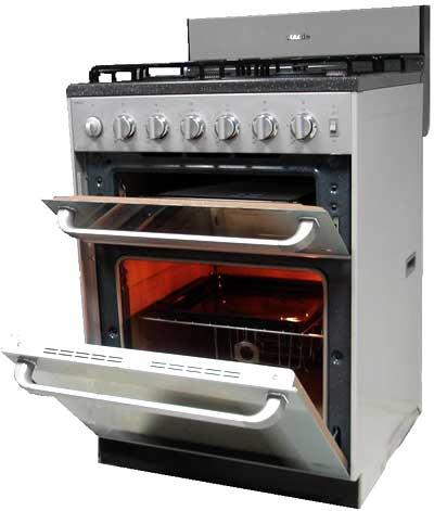 Современные газовые плиты