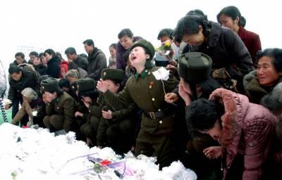 Траурные церемонии по Ким Чен Иру