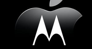 Motorola и Apple договариваются о лицензировании