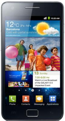 Новинка: Samsung Galaxy S2