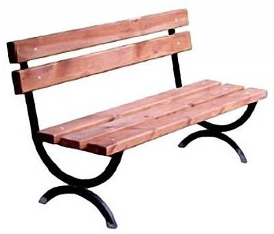 Бетонные скамейки антивандальные