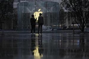 Apple опять самая дорогая в мире компания
