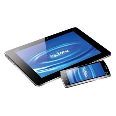 Asus Padfone - телефон + планшет + нетбук