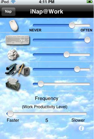 Полезные программы для iPhone - iNap@Work