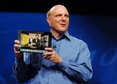 Gizmodo и планшет Apple