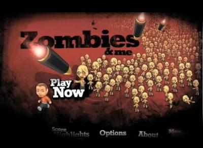 Zombies & Me - скачать бесплатно для iPhone
