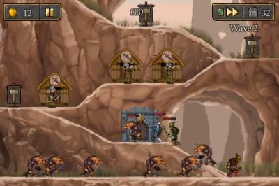 Defender Chronicles - Legend of The Desert King