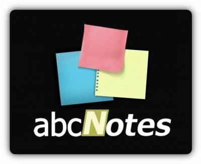 Приложение abcNotes