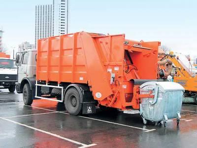 Как производится вывоз мусора контейнером в Москве