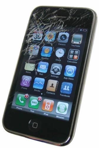 Основные причины ремонта iPhone