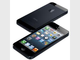 У Apple iPhone 5 черного цвета быстро царапается корпус