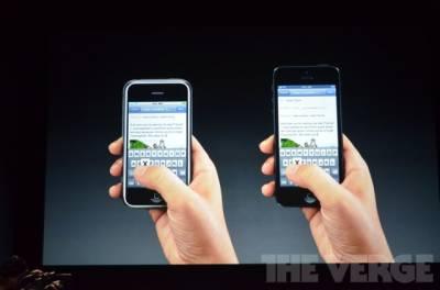 iPhone 5 - выход состоялся