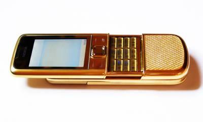 Nokia 8800 Arte Gold – лидер продаж
