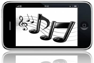 Как установить мелодию на айфон