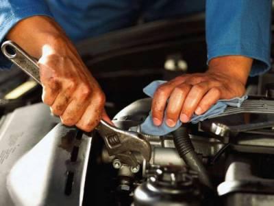 Важные ремонтные работы авто