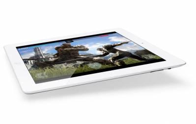 Играем вместе с iPad 3 New