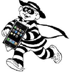 Что делать в случае кражи iPhone?