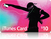 Карты iTunes от itunes-gift-cards