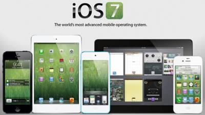 В ожидании новой версии iOS 7