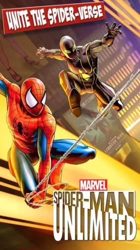Spider-Man Unlimited [Скачать бесплатно]