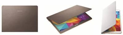Аксессуары для Samsung Galaxy Tab S: обложки, клавиатура и наушники