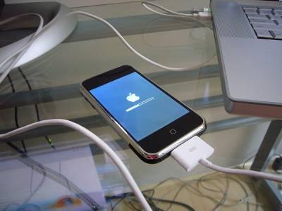 Официальные прошивки iPhone