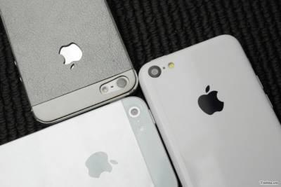 Сравнение iPhone 5 и iPhone 5S