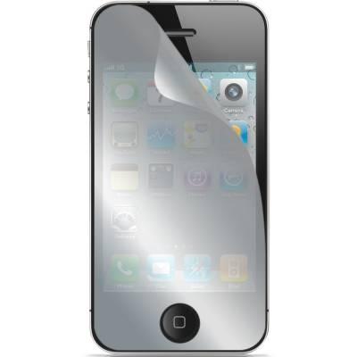 Матовая зеркальная пленка на айфон 4s. Как наклеить [Видео]