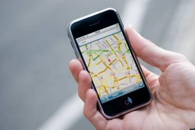 iPhone геопредупреждения