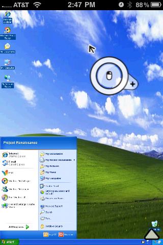 Управление компьютером удалённо - Wyse PocketCloud