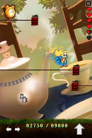 Alice in Bomberland - скачать бесплатно для iPhone