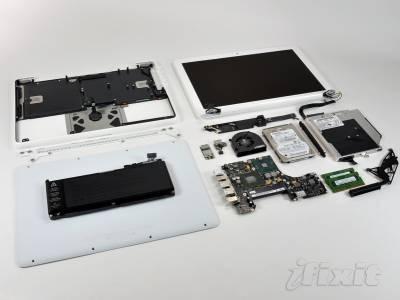 Как разобрать macbook?