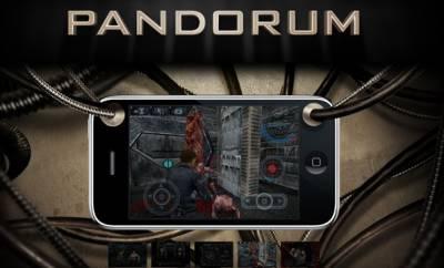 PANDORUM - скачать бесплатно для iPhone