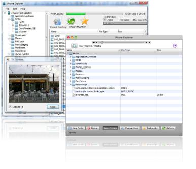Бесплатный iPhone браузер для Mac и Windows