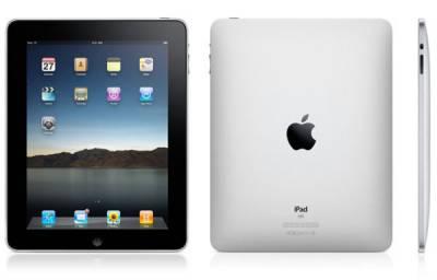 Apple запустил новое устройство - интернет планшет iPad