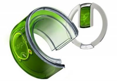 Новый патент Nokia