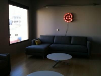 Twitter переехал в новый офис (фото)