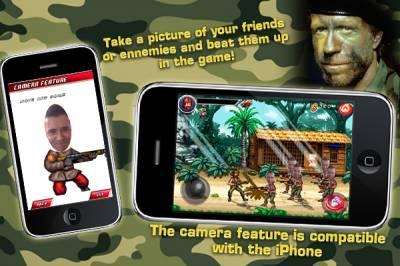 Chuck Norris: Bring On The Pain - скачать бесплатно для iPhone