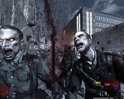 Call of Duty: World at War: Zombies - скачать бесплатно