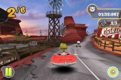 Planet51 Racer - скачать бесплатно для iPhone